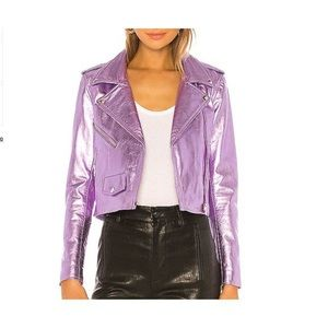 ISO understated metallic jacket